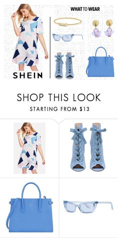 """""""Shein contest outfit"""" by fashionista12334 on Polyvore featuring mode, Furla, Michael Michaud et David Yurman"""