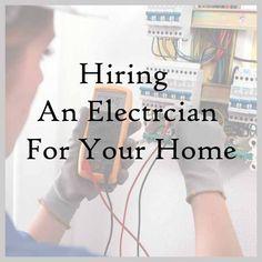 #electrician #home #plumbing