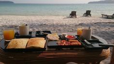 Koh Rong Samloem, Orchids, Dairy, Cheese, Food, Lily, Meals, Orchid, Yemek