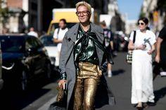 Paris Moda Haftası Sokak Stilleri: 2. Gün - Fotoğraf 1 - InStyle Türkiye