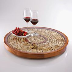 Wine Cork Projects Wine cork projects are the best way for a regular wine drinkers to make use of their cork collection.