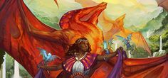 Imagined Realms: Book 1 - New Fantasy Art by Julie Dillon by Julie Dillon — Kickstarter