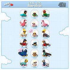 Intrigue Co. - Plushie Pals : Bae Birds