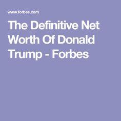 ... on Pinterest | Trump Net Worth, Donald Trump and Donald Trump Scotland
