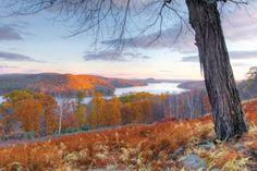 10 Must-Visit Fall Foliage Destinations-The Berkshires, Mass