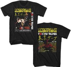 Jane/'s Addiction NOTHINGS SHOCKING 2-Sided All Over Print Poly T-Shirt