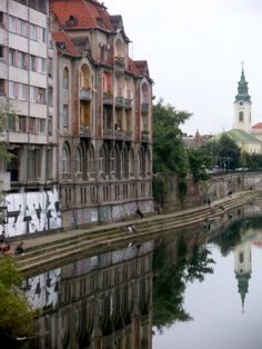 Oradea, Romania -- walked around this city. visited two summers in a row! Bulgaria, Places To Travel, Places To Visit, Site History, Famous Castles, City Landscape, Moldova, Future Travel, Eastern Europe