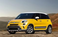 New Car Review: 2014 Fiat 500L by Marty Bernstein +VIDEO