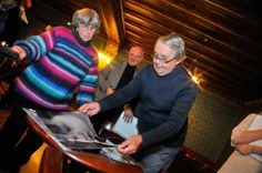 Laszlo Haris photographer - member of the jury