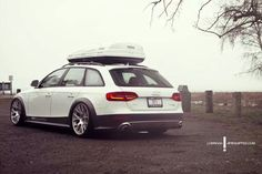 Audi Allroad Avant