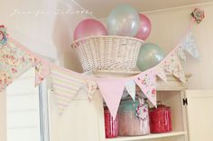 Vintage Ballerina 3rd Birthday Party - Kara's Party Ideas - The Place for All Things Party