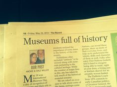 Museums full of history