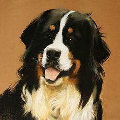 Custom DogPortraitCustom Pet Portrait, Pet Oil Painting, Animal Painting, Custom Pet Oil
