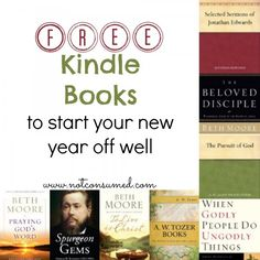 Looking for Quiet Time Resources? Free Christian Kindle Books to Start Your New Year Off Well.