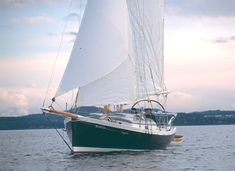 "Gartside Boats - Custom Boatbuilding - 24 ft Cutter Design ""Ila"" #98"