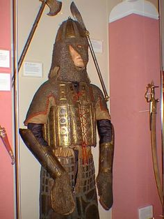 Asian Armor www.uakron.edu480 × 640Search by image The Mongols ruled China duing the 13th-14th centuries CE, with an empire that spanned from China to the Danube and from India to Russia. You can see a similarity to the other