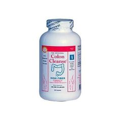 Health Plus The Original Colon Cleanse (1x200 Capsules) #ThereAreManyTypesofColonCleansing