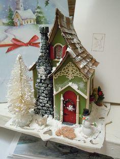 Acorn Cottage-Christmas version