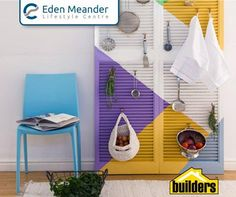 Builders Warehouse, Louvre Doors, Repurposed, Garage, Kids Rugs, Link, Kitchen, Home Decor, Carport Garage