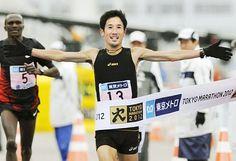藤原新 - マラソン