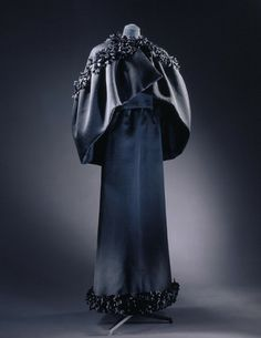 Balenciaga - evening cape