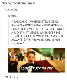 Sorry about the language but OH THE FEELS!!!