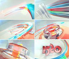 3d Poster, Channel Branding, Sports Graphic Design, Cinema 4d Tutorial, Sports Graphics, Creative Typography, Corporate Brochure, Motion Design, 3d Design