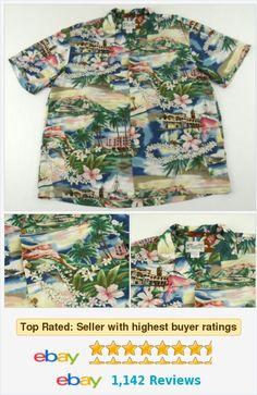 Diamond Head Sportswear Hawaiian Shirt Size Large L Palm Trees 100% Rayon USA http://www.ebay.com/itm/Diamond-Head-Sportswear-Hawaiian-Shirt-Size-Large-L-Palm-Trees-100-Rayon-USA-/272240506400?ssPageName=STRK:MESE:IT