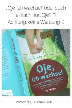 "Rezension und Kritik: ""Oje, ich wachse!"" Health, Cover, Books, Travel, Wax, Advertising, Simple, Kids, Libros"