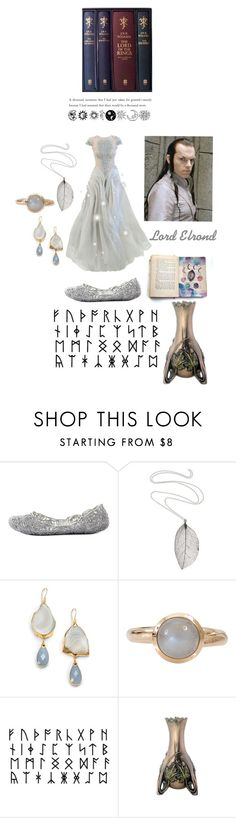 """""""Middle Earth : Lord Elrond"""" by xdarkgothamx ❤ liked on Polyvore featuring Charlotte Russe, Janna Conner, Tamara Comolli, fandom, lordoftherings, TheHobbit and middleearth"""