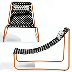 Missoni Home Mihali Deck Chair