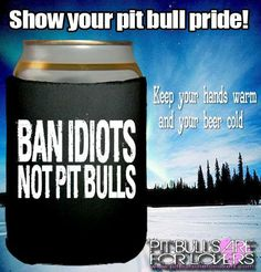 Pit Bull Are For Lovers - FB