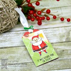 This single die coordinates with our Moody Santa Stamp Set, sold separately, and is open in the center for easy die to stamp alignment and perfectly cut out images. Santa Stamp, Christmas Cards, Christmas Ornaments, Favorite Holiday, Reindeer, Frost, Holiday Decor, Holiday Ideas, Place Cards