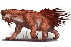 Ninth World Bestiary - Monte Cook Games Store Alien Creatures, Magical Creatures, Fantasy Creatures, Alien Concept Art, Creature Concept Art, Fantasy Monster, Monster Art, Creature Feature, Creature Design