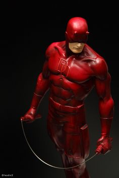 Daredevil Red | Statue | Bowen Designs Marvel comics