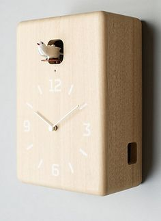 beautiful carved cuckoo clock #anthrofave  http://rstyle.me/n/t8xewpdpe