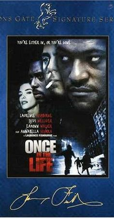 Directed by Laurence Fishburne.  With Eamonn Walker, Laurence Fishburne, Gregory Hines, Michael Paul Chan.