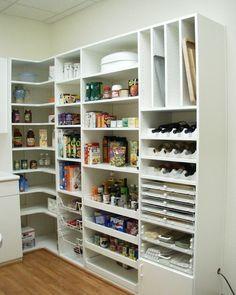 ber ideen zu speisekammer organisieren auf pinterest speisekammer keine speisekammer. Black Bedroom Furniture Sets. Home Design Ideas