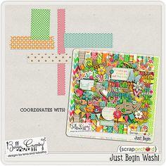 Just Begin Washi Freebie by Bella Gypsy
