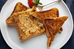 Deluxe Cinnamon French Toast   The Washington Post