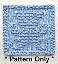 Dishcloth and Washcloth Knitting Patterns