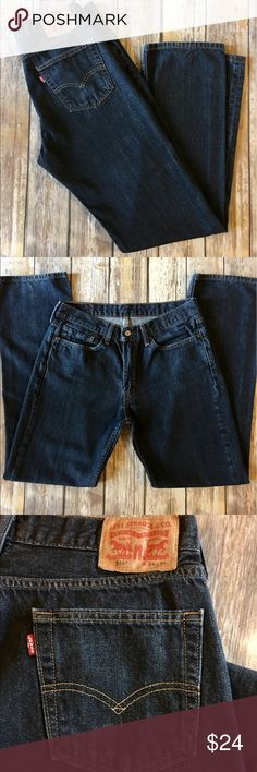 Levi's Men's 514 Jeans (34x34) Levi's - Men's 514 Jeans (34x34). In exceptional preowned condition. Please be sure to check out all of my other men's items to bundle and save. Same day or next business day shipping is guaranteed. Reasonable offers will be considered. Levi's Jeans Straight