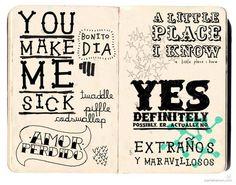 Newer Bits| logo and typography inspiration | digital media arts college | www.dmac.edu | 561.391.1148