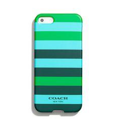 iPhone 5 Case in Multicolor Stripe | Hudson's Bay