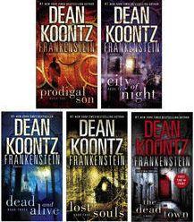dean koontz frankenstein book 5 - Google Search