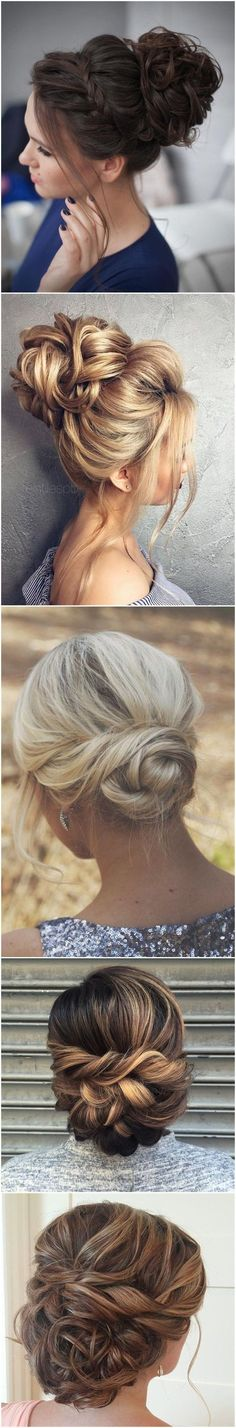 Wedding Hairstyles » Come and See why You Can't Miss These 30 Wedding Updos for Long Hair?? See more: http://www.weddinginclude.com/2017/02/come-and-see-why-you-cant-miss-these-wedding-updos-for-long- (Prom Hair)