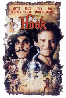 Hook. One of my favorite movies of all time. Love how he becomes Peter pan again.