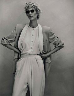 Vogue Germany April 2015 Model: Aymeline Valade Photographer: Giampaolo Sgura Fashion Editor: Christiane Arp Hair: Franco Gobbi Make-up: Jessica Nedza