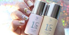 CHERRY NAIL ART - Blog mode beauté: 2 poudres à lèvres 2 nail art pour le printemps