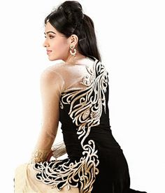 Suhaag full hindi movie amitabh bachchan shashi kapoor mahi fashion black semi stitched embroidered salwar suit in rs3499 altavistaventures Gallery